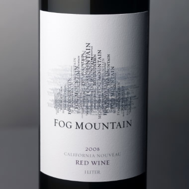 Fog Mountain