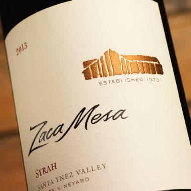 Zaca Mesa Winery