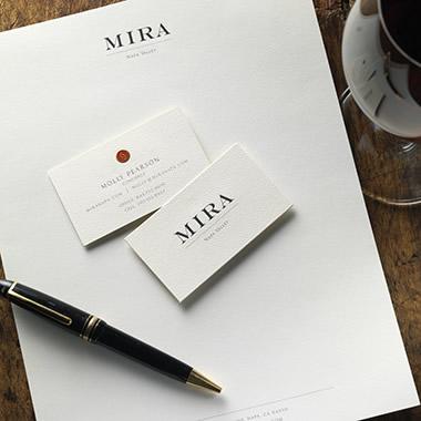 Mira Stationery