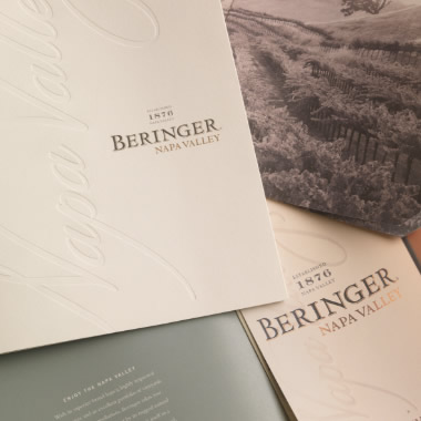 Beringer Launch Brochure