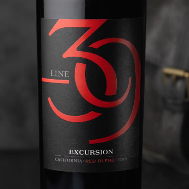 Line 39 Excursion Red Wine