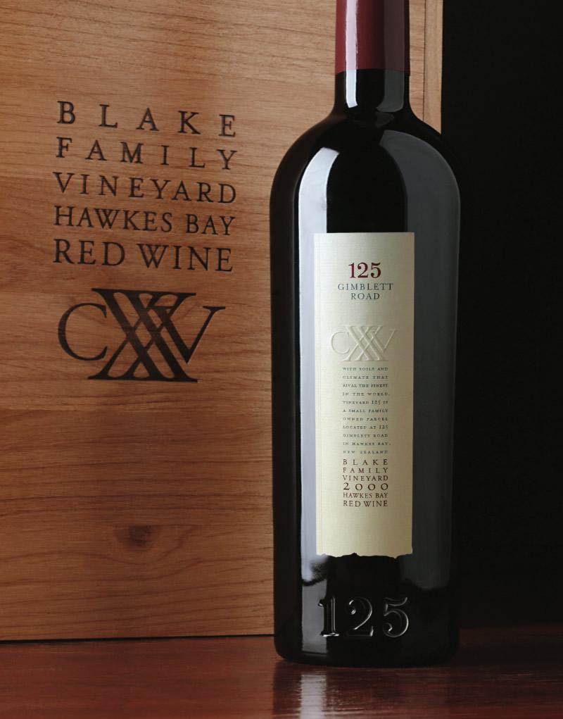 125 Wine Packaging Design & Logo & Wooden Box