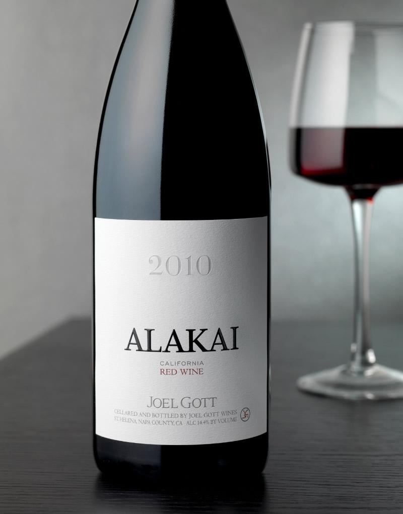 Alakai Wine Packaging Design & Logo