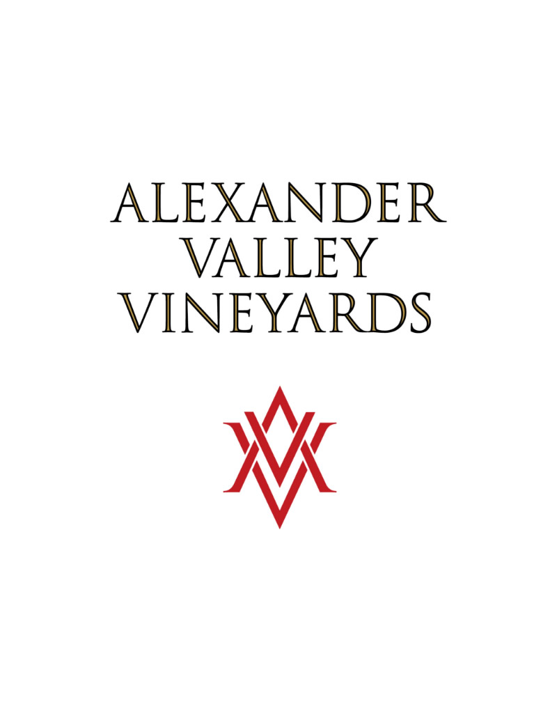 Alexander Valley Vineyards Logo Design