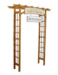 Beringer Store Display Design