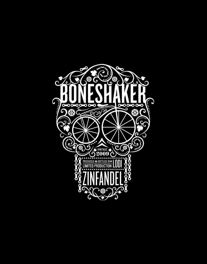 Boneshaker Logo Design