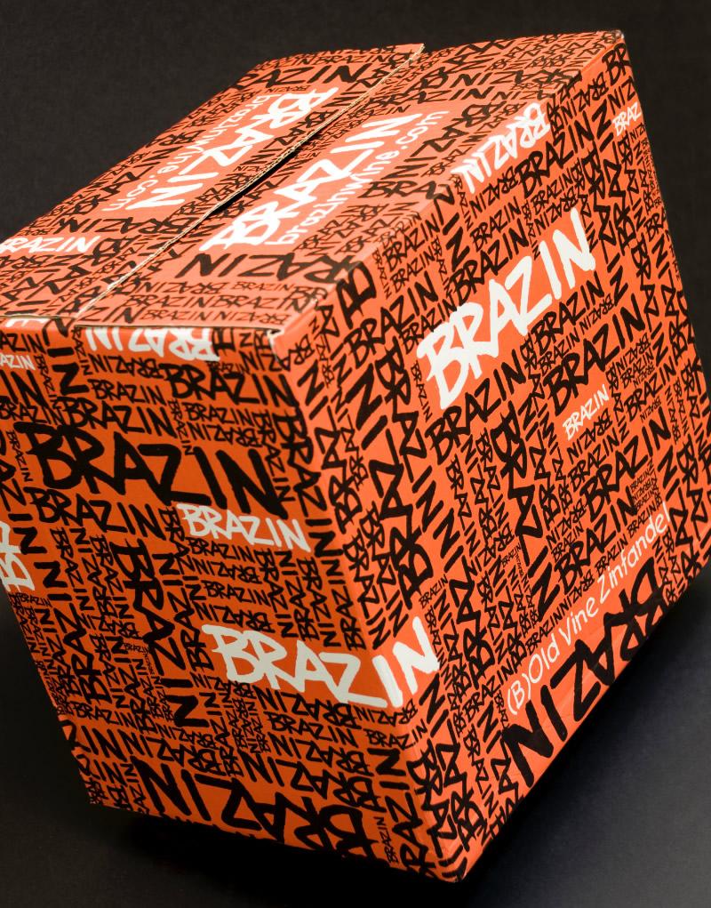 Brazin Shipper Design
