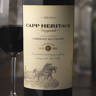 Capp Heritage Vineyards