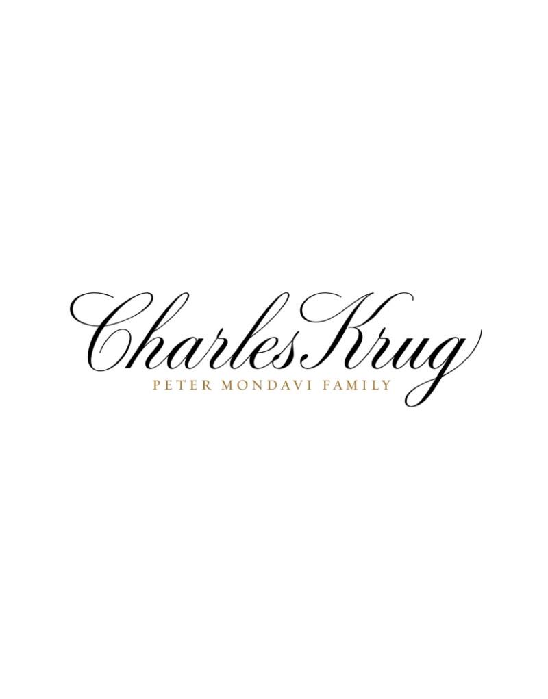 Charles Krug Logo Design