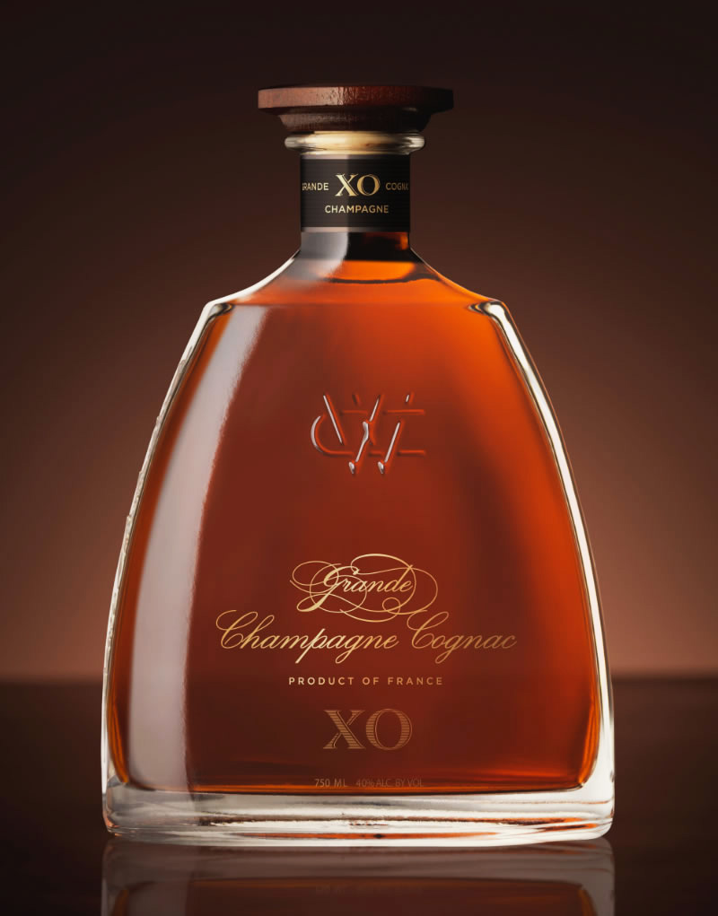Charles Woodson Cognac Packaging Design & Logo
