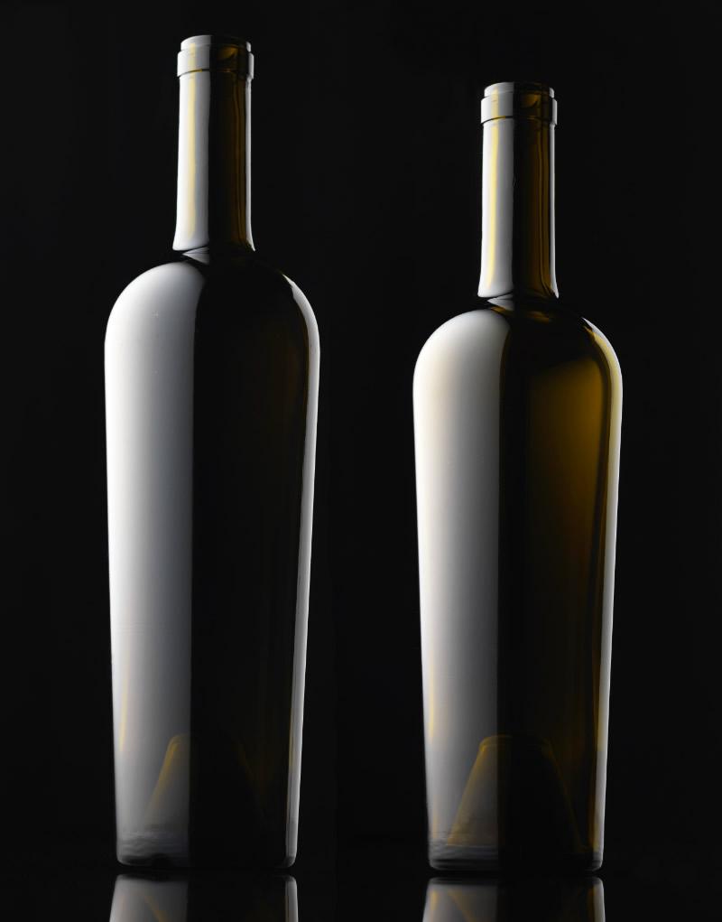 Saver Glass Constance Custom Bottle Design