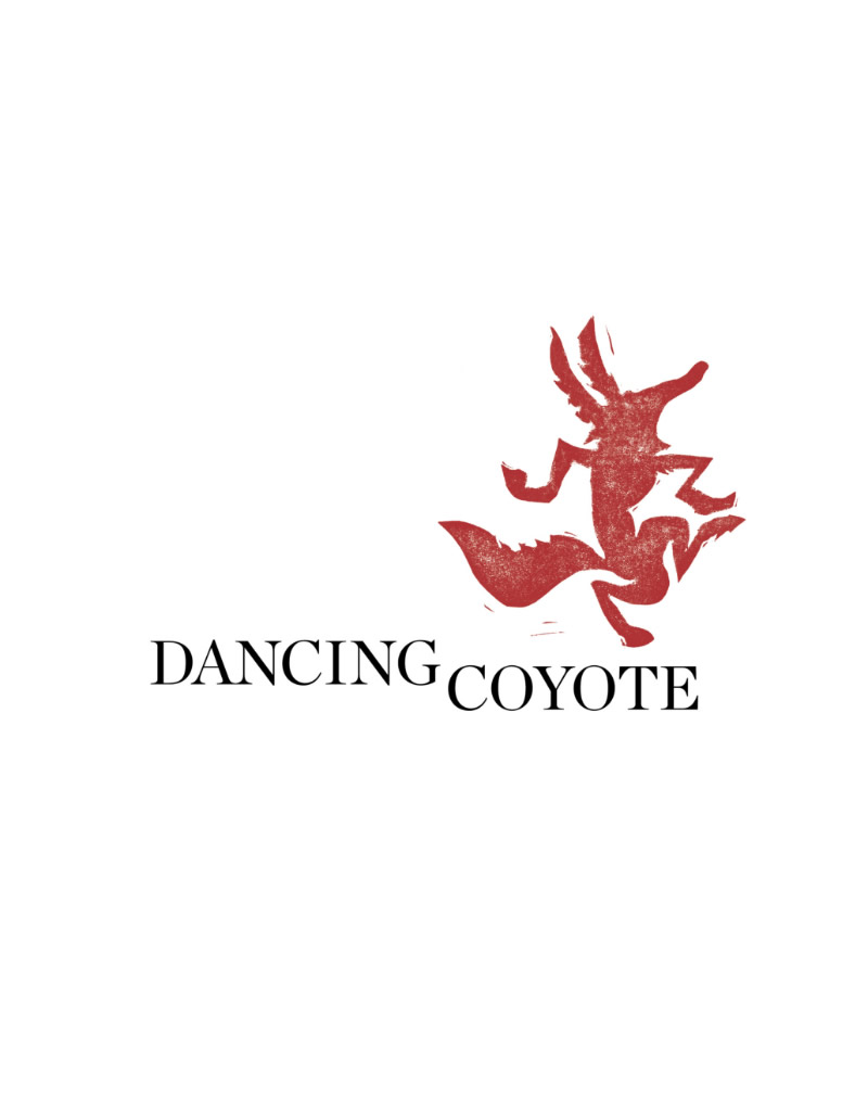 Dancing Coyote Logo Design