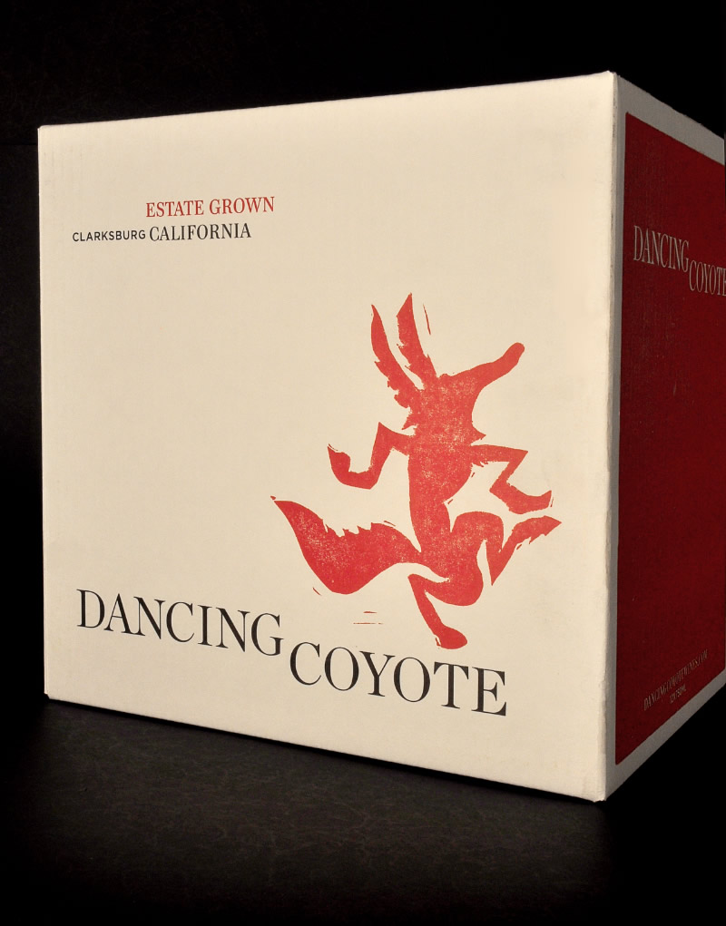 Dancing Coyote Shipper Design