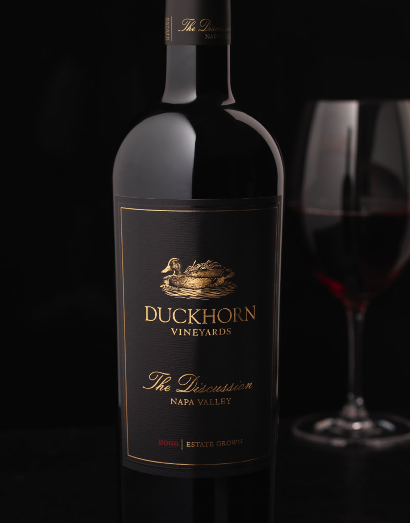Duckhorn Wine Company Packaging Design & Logo The Discussion