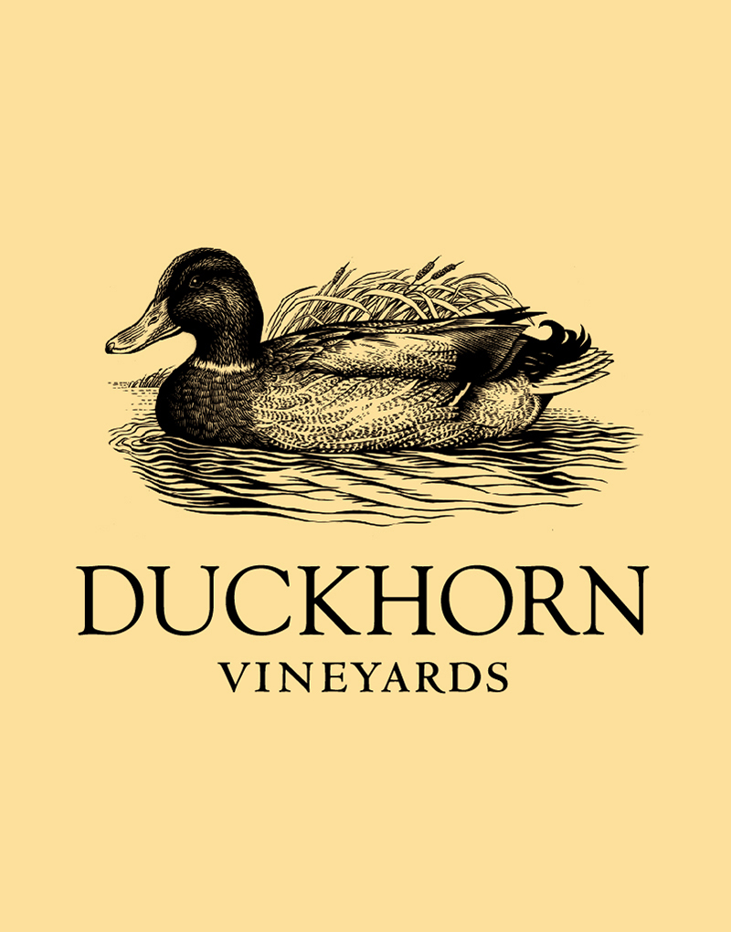Duckhorn Vineyards Logo Design