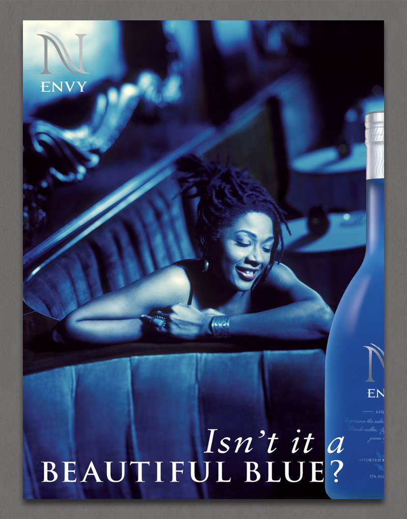 Envy Ad Design