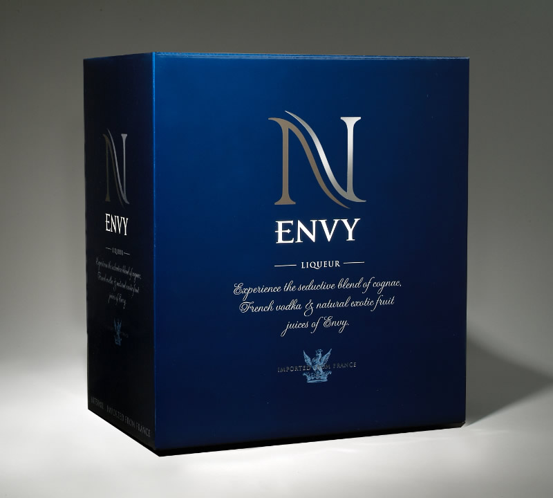 Envy Shipper Design