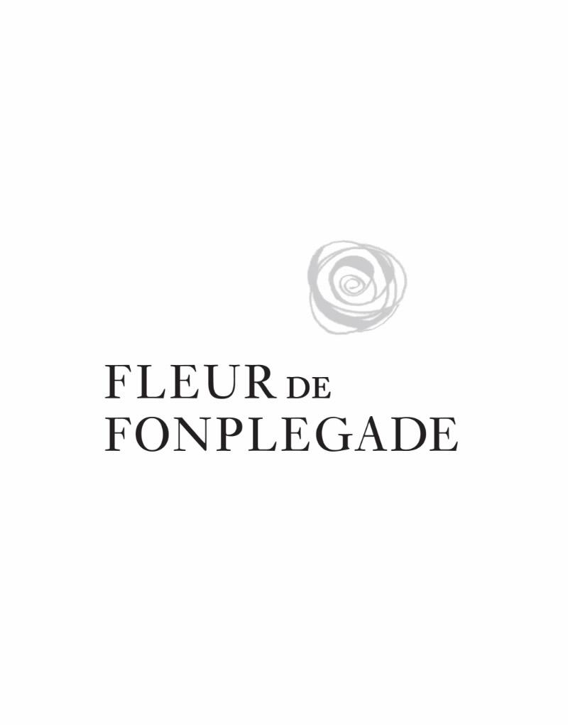 Fleur de Fonplégade Logo Design