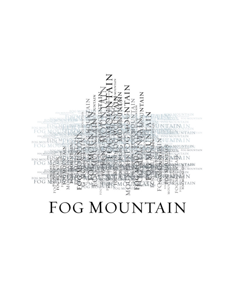 Fog Mountain Logo Design