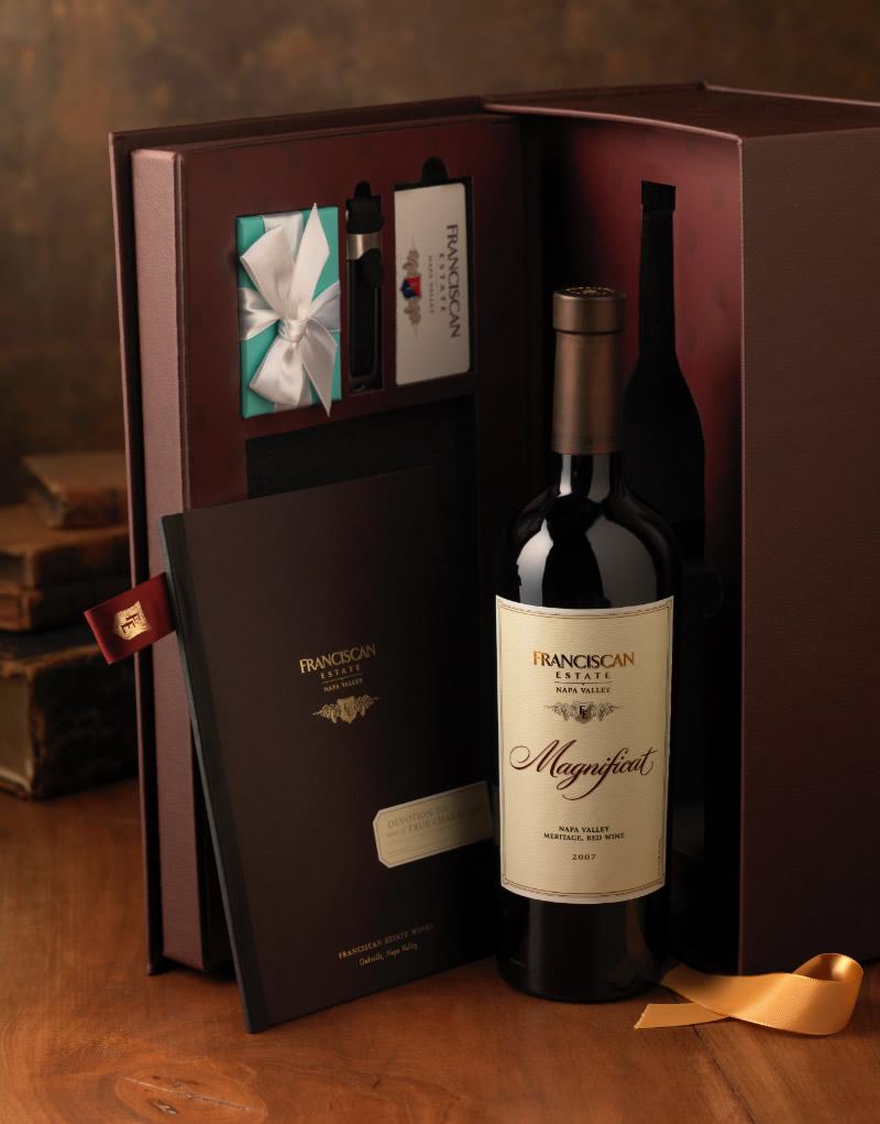 Franciscan Estate Gift Box Design