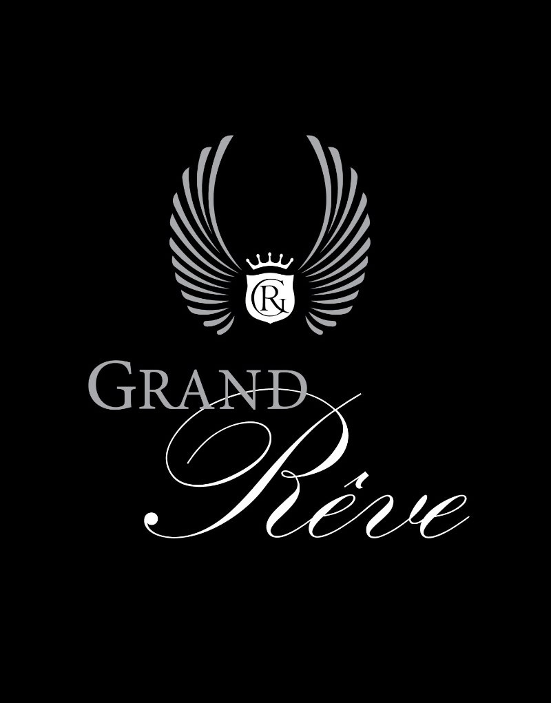 Grand Rêve Vintners Logo Design