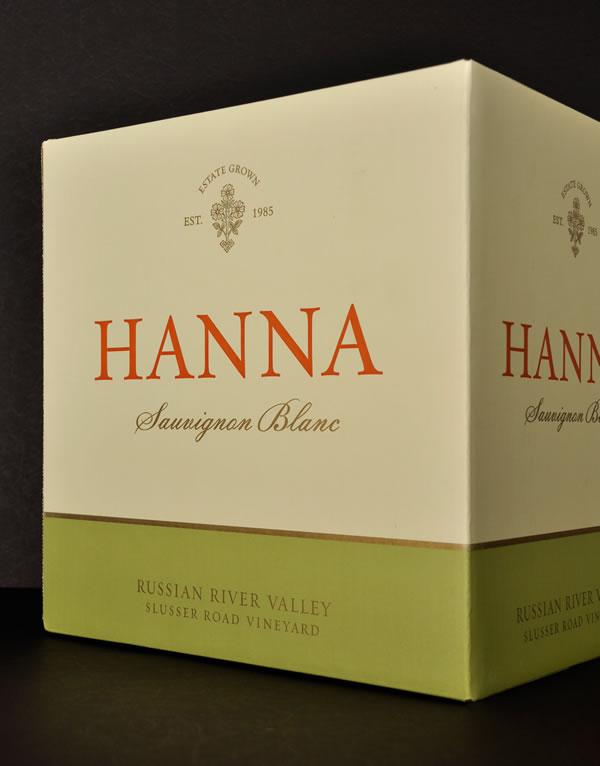 Hanna Shipper Design