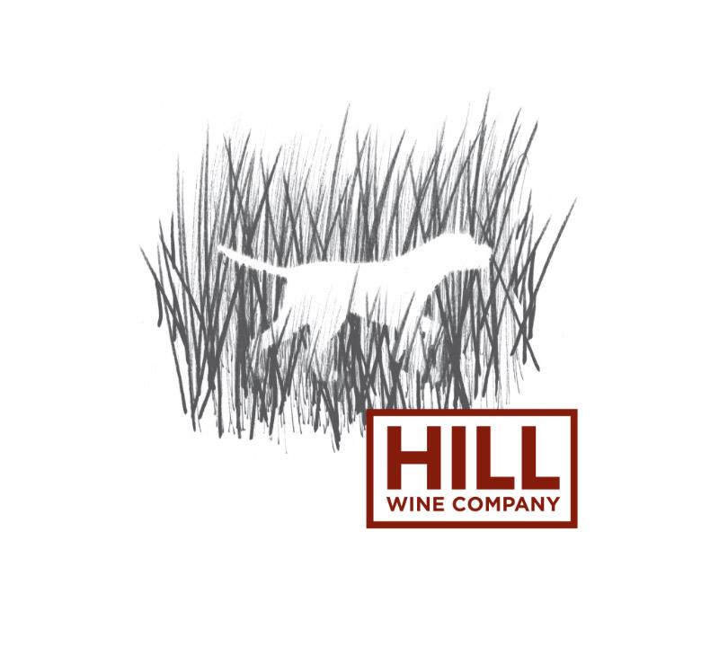 Hill Wine Company Logo Design