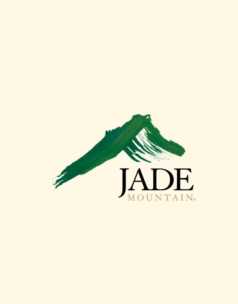 Jade Mountain Logo Design