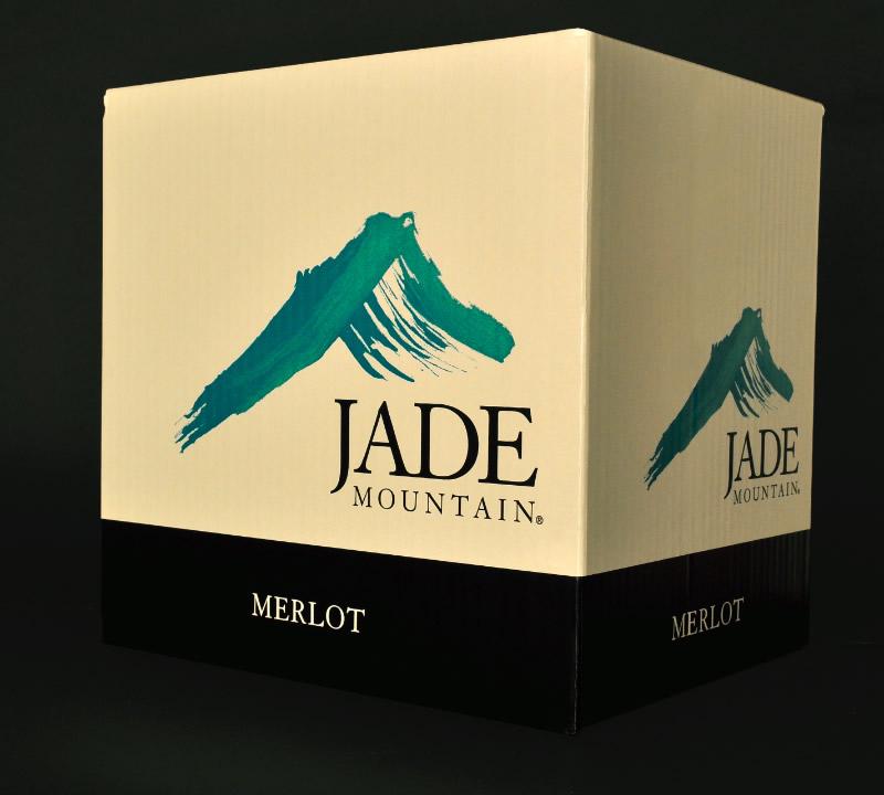 Jade Mountain Shipper Design