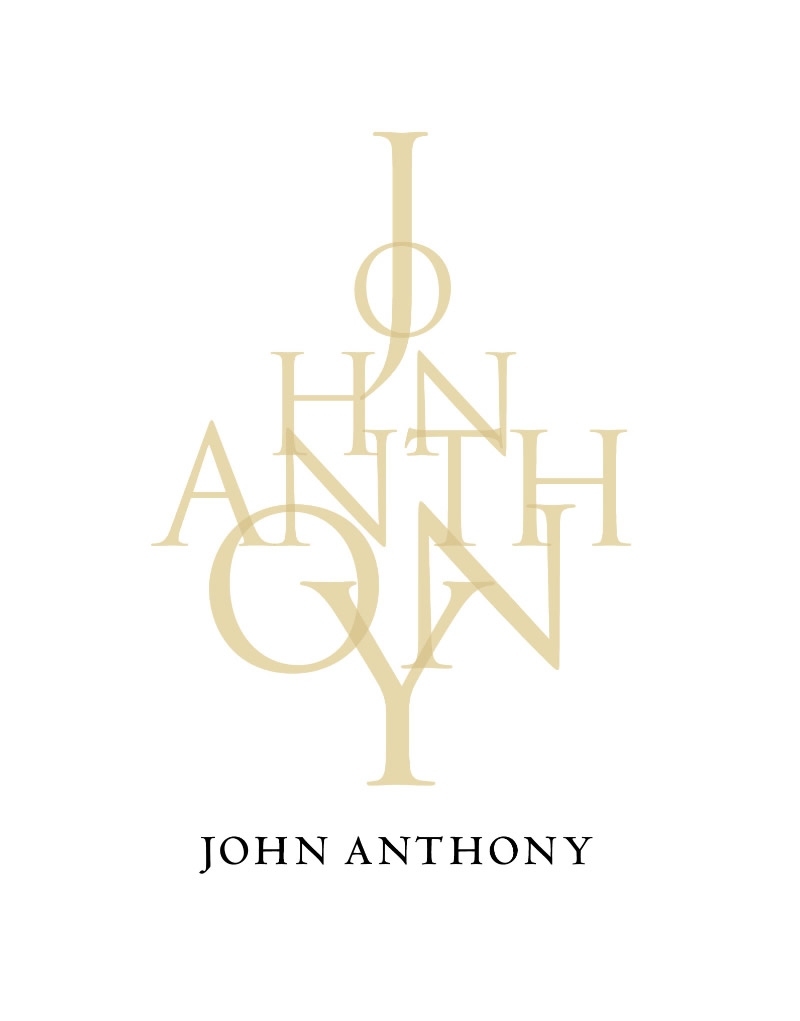 John Anthony Logo Design
