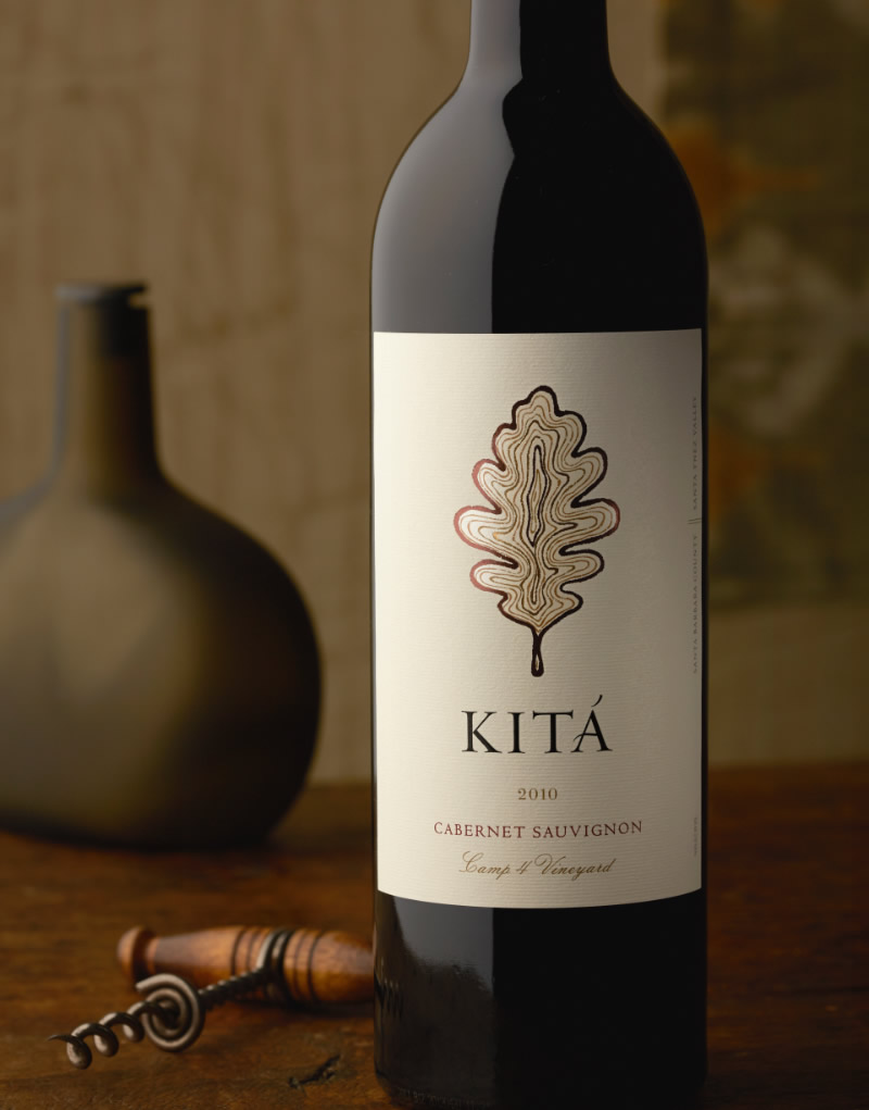 Kitá Wine Packaging Design & Logo