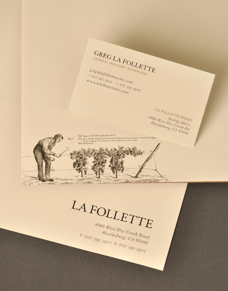 La Follette Business System Design