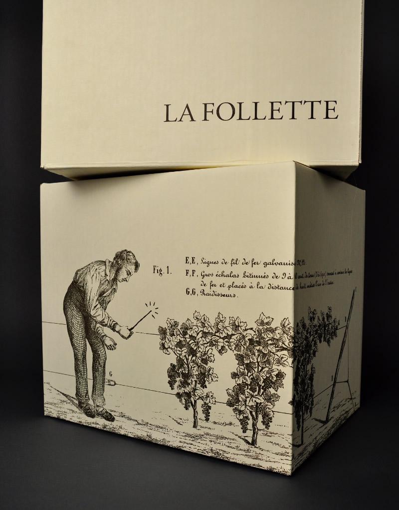 La Follette Shipper Design