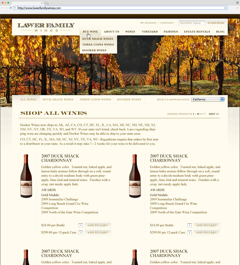 Lawer Family Wines