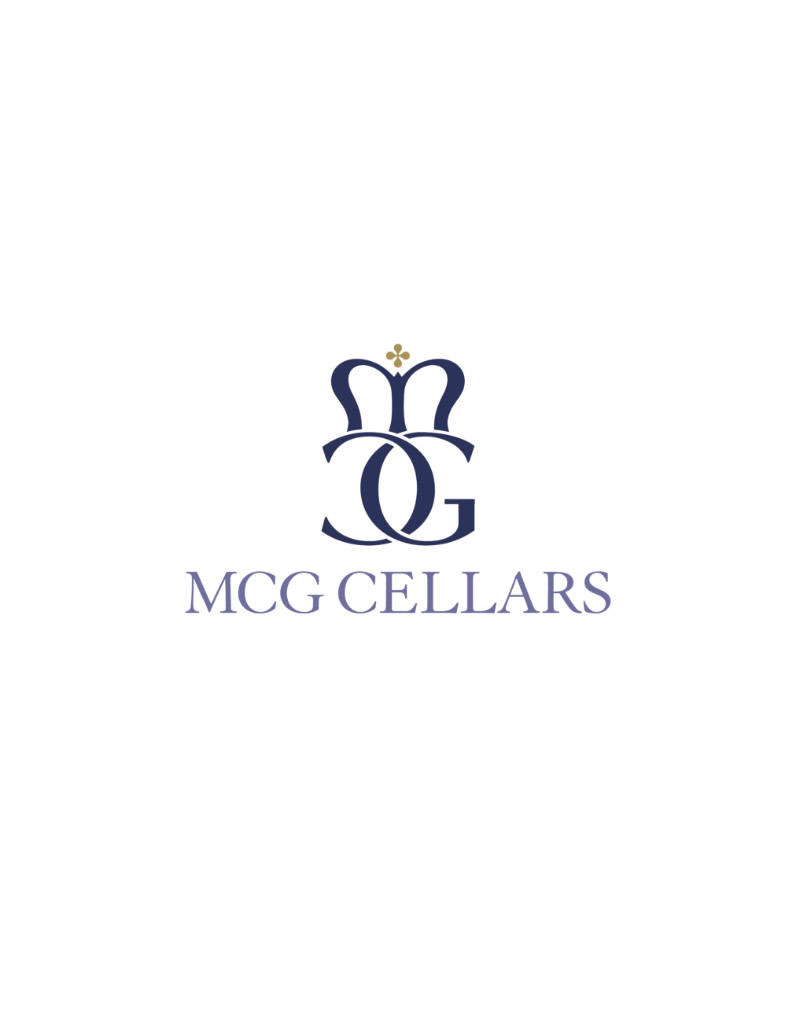 MCG Cellars Logo Design