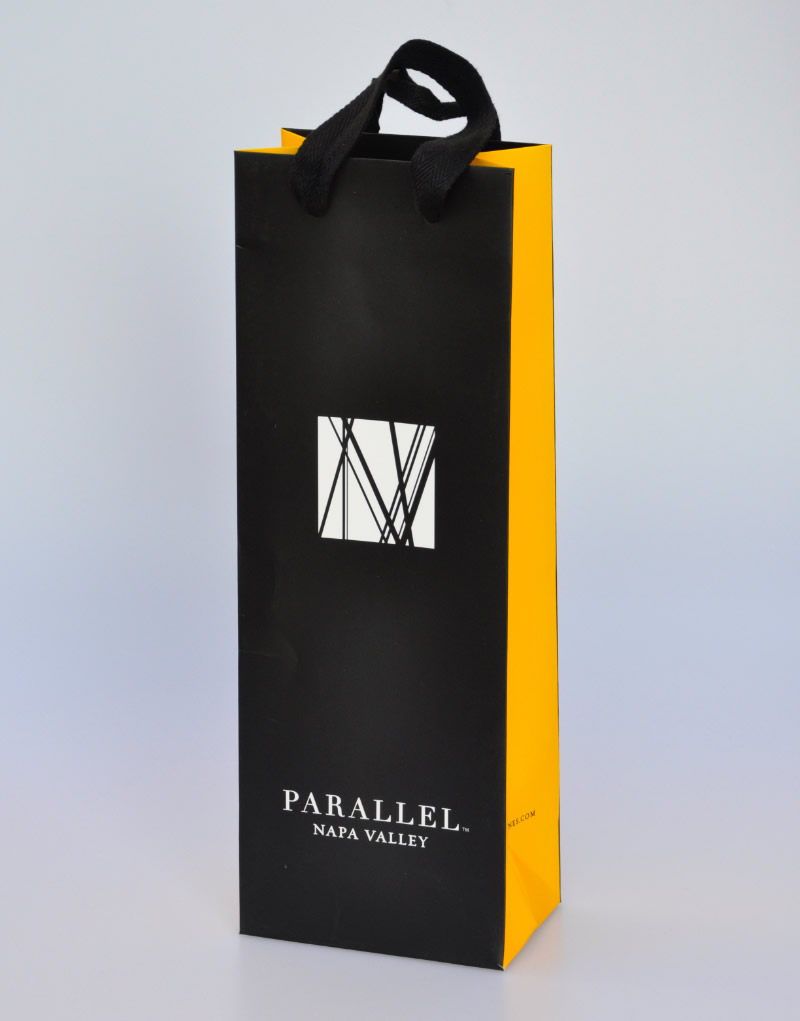 Parallel Napa Valley Gift Bag Design