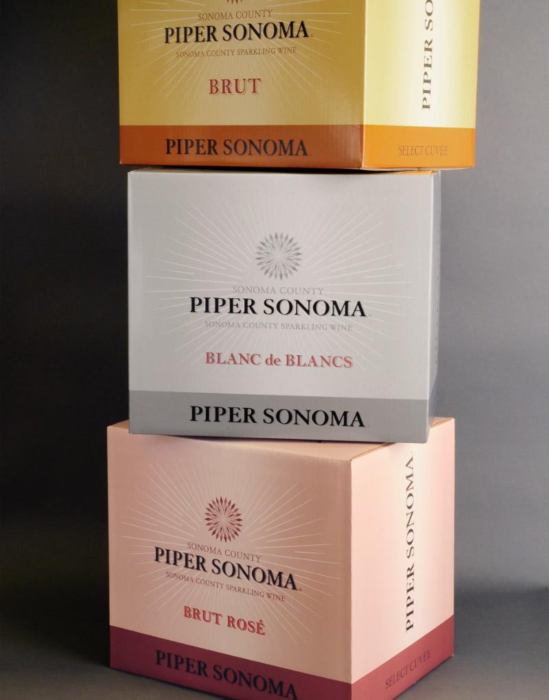 Piper Sonoma Shipper Design