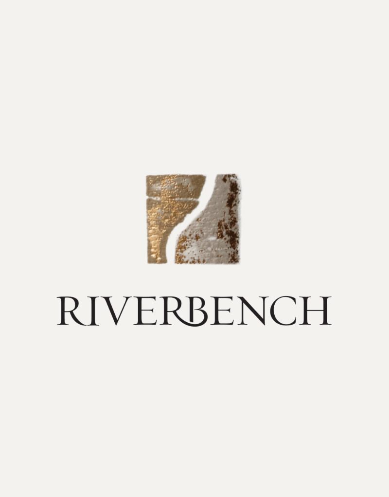 Riverbench Logo Design