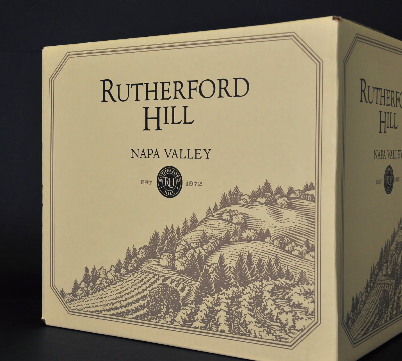 Rutherford Hill Shipper Design