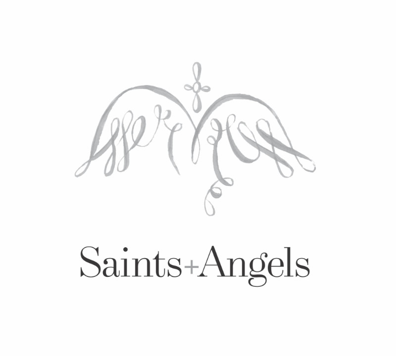 Saints + Angels Logo Design