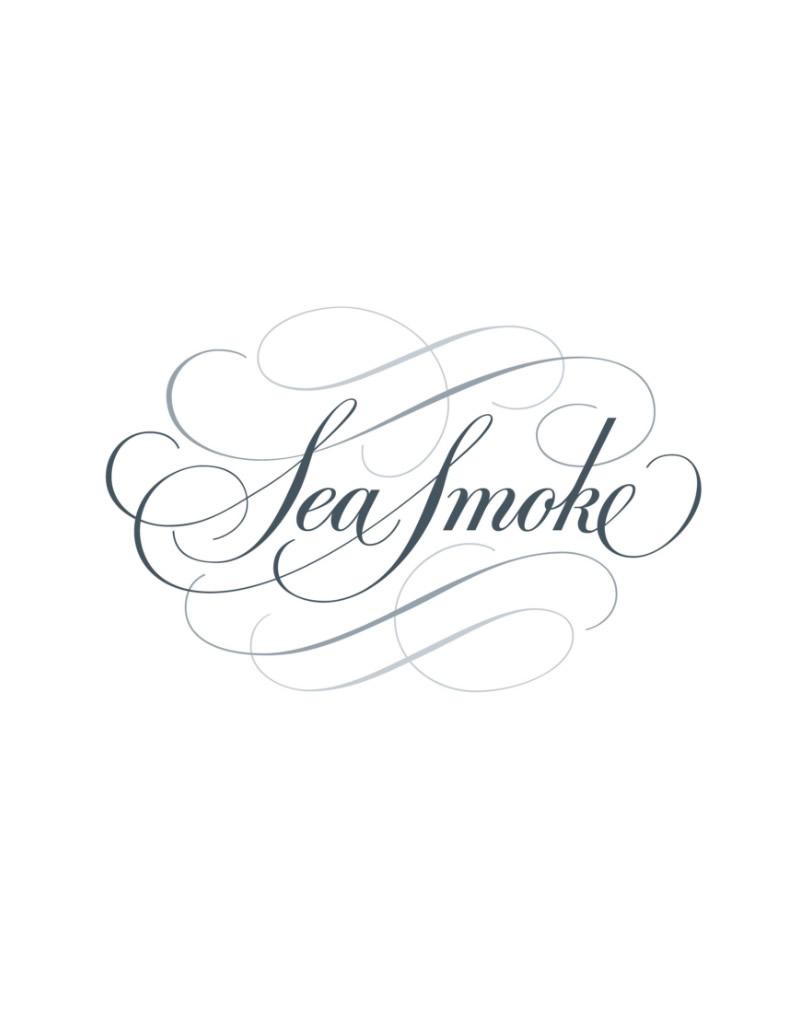 Sea Smoke Logo Design
