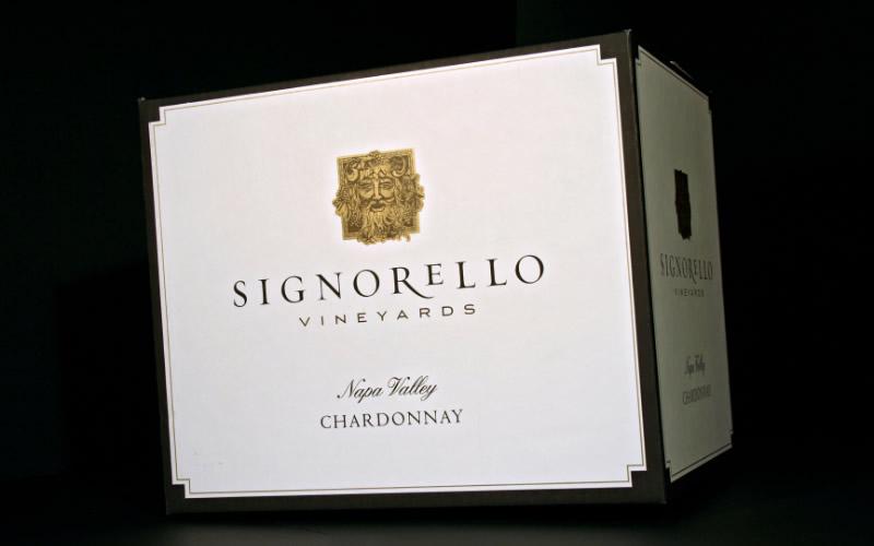 Signorello Estate Shipper Design