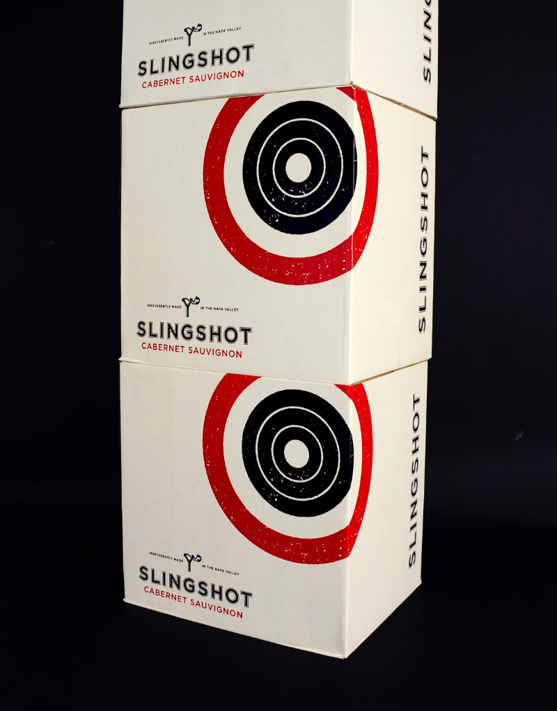 Slingshot Shipper Design