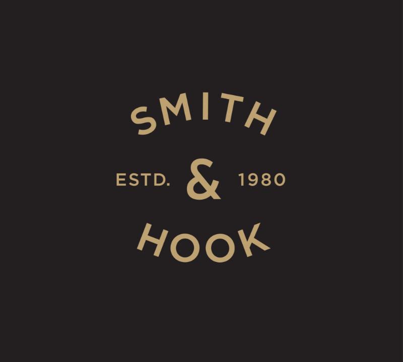 Smith & Hook Logo Design
