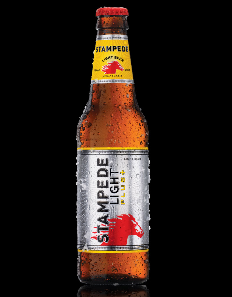 Stampede Beer Packaging Design & Logo