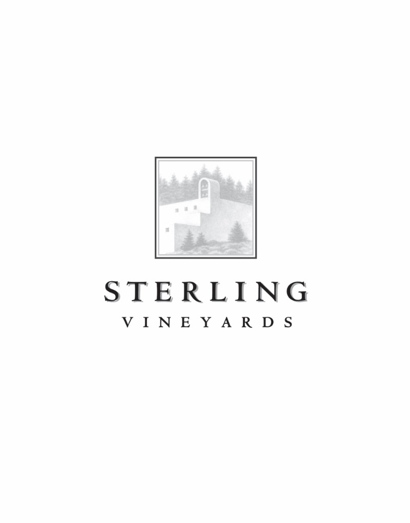 Sterling Vineyards Logo Design