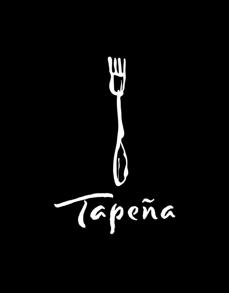 Tapeña Logo Design