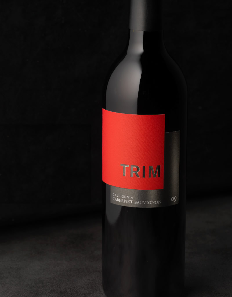 Trim Wines Packaging Design & Logo