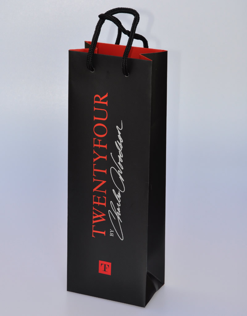TwentyFour Gift Bag Design