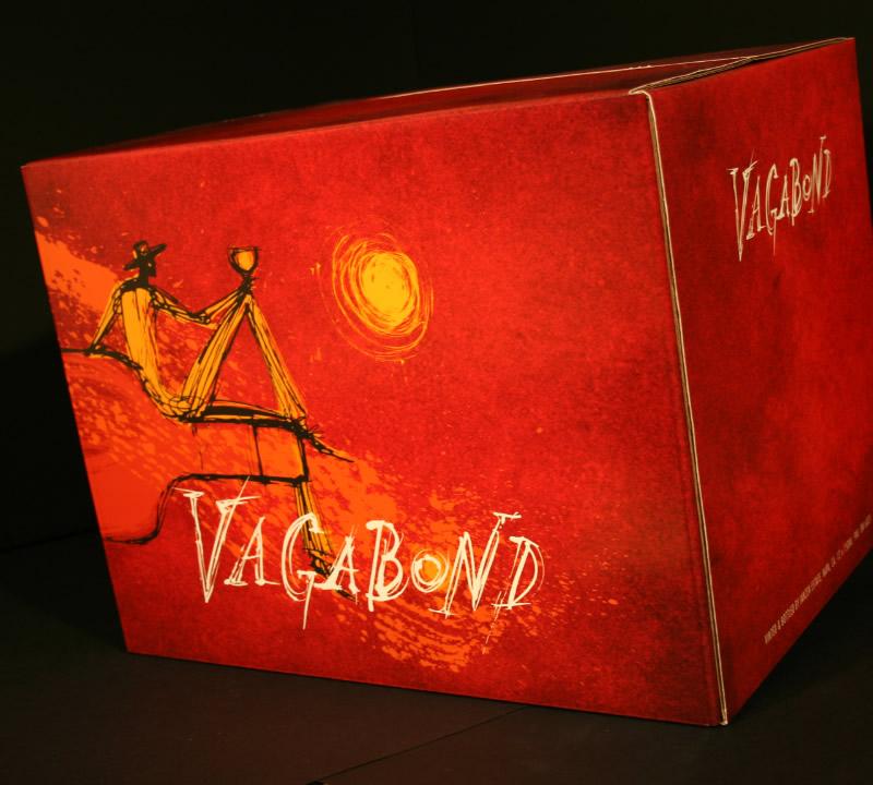 Vagabond Shipper Design
